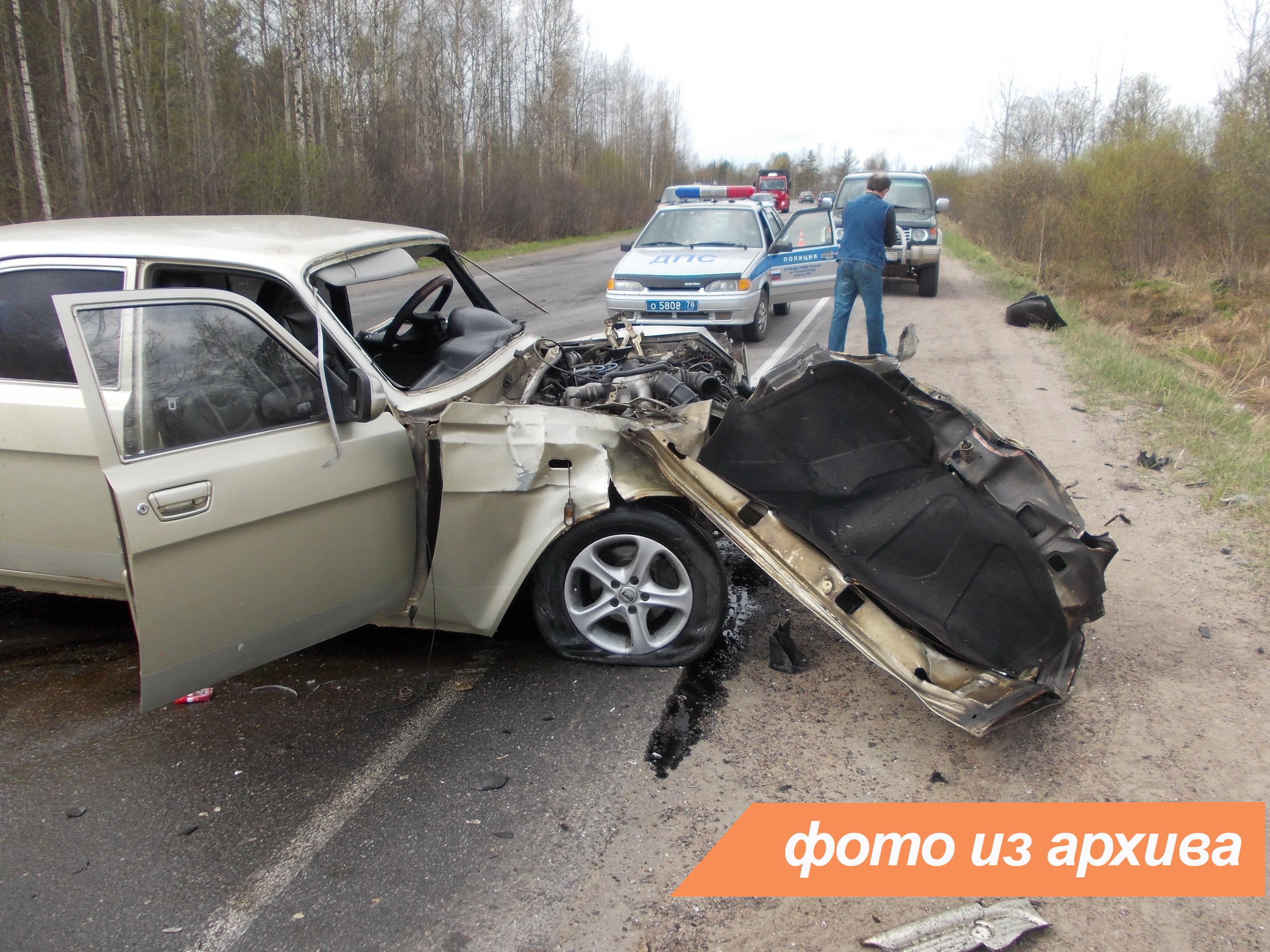 Спасатели Ленинградской области приняли участие в ликвидации последствий ДТП в Тосненском районе