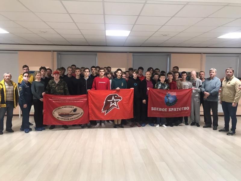 День призывника отметили в Волховском районе